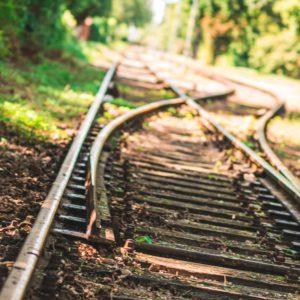 Bent tracks