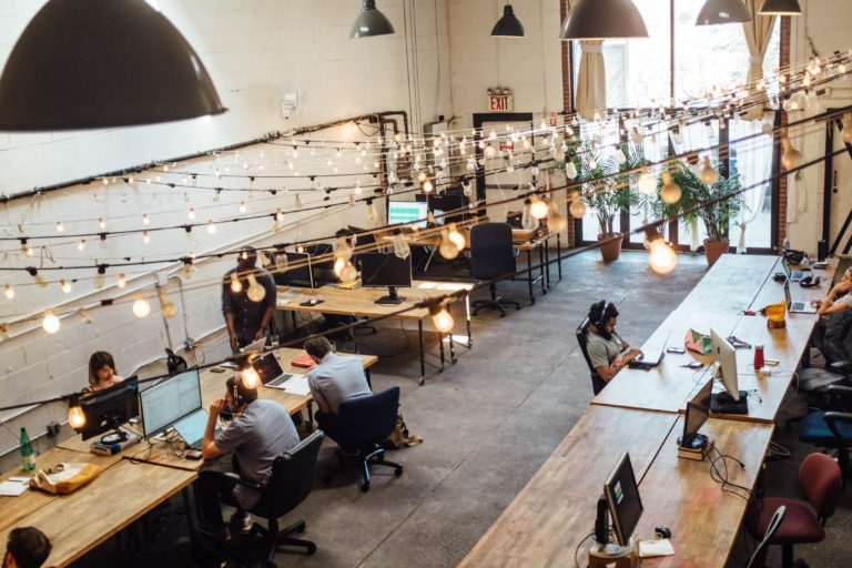 employee experience office Oteos