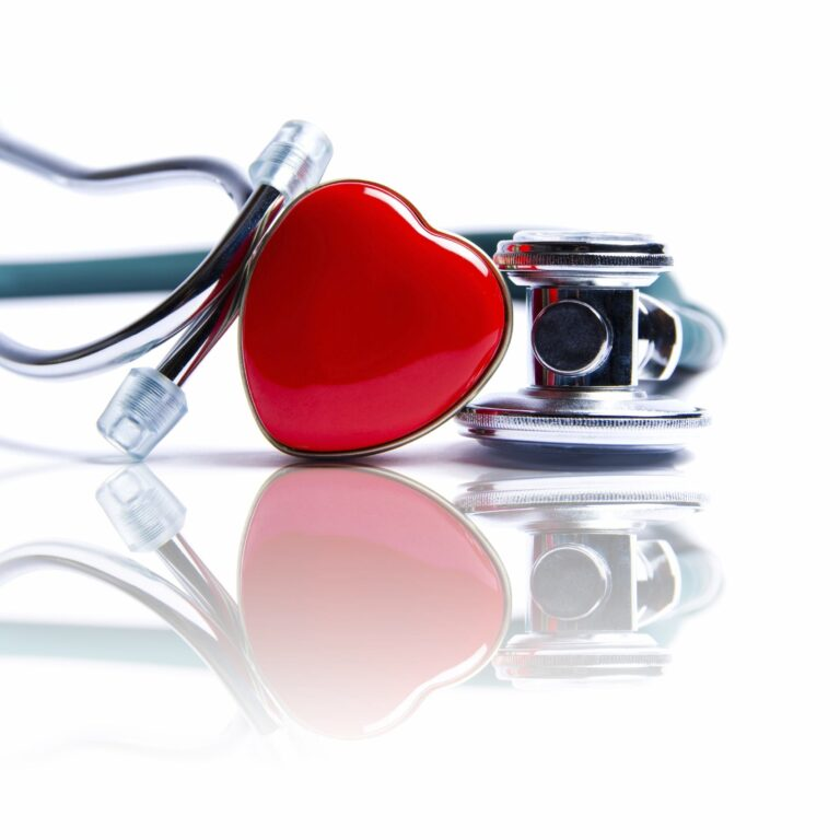 healthcare heart for people